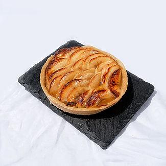 Real Patisserie - Vegan apple tart