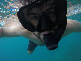 Alex Stoclet (aka brother), El Nido, Philippines