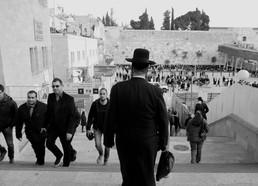 The Western Wall, Jereusalem