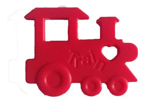 SillyMunk Train Pendant