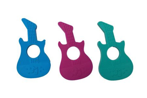 SillyMunk Guitar Pendant