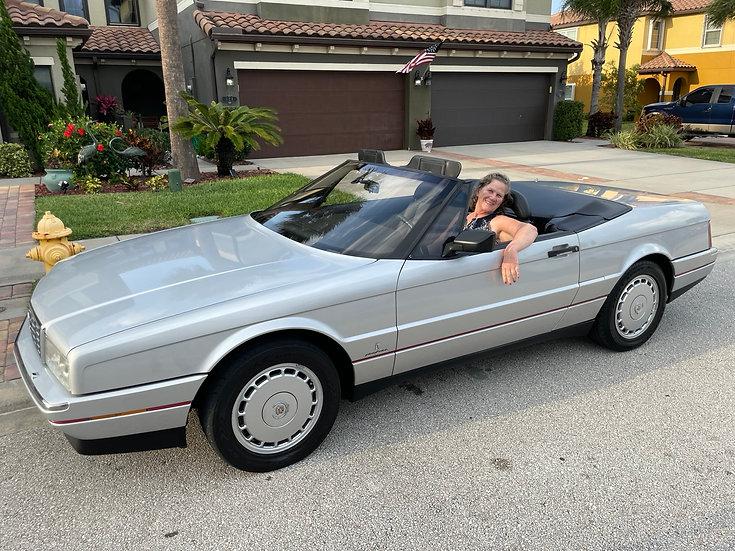 1991  Cadillac Allante Roadster Classic
