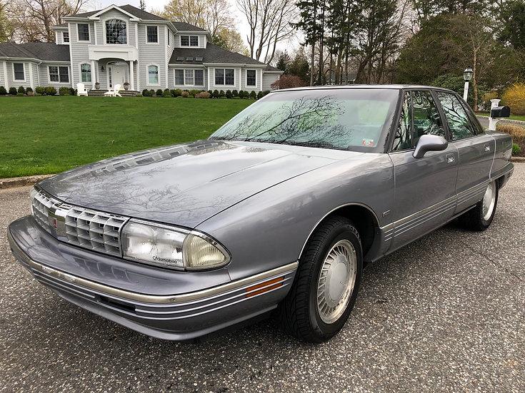 1992 Oldsmobile 98 Regency
