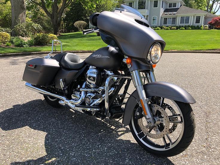 2016 Harley Davidson Street Glide