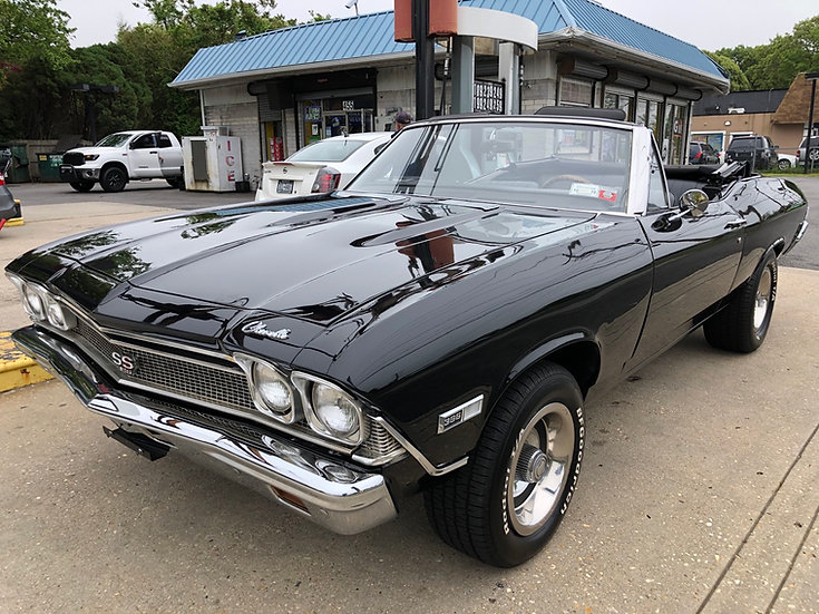 1968 Chevelle SS 396 4 Speed