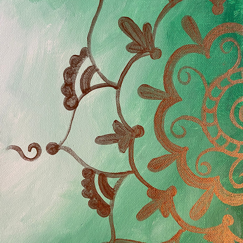 Paint & Meditate