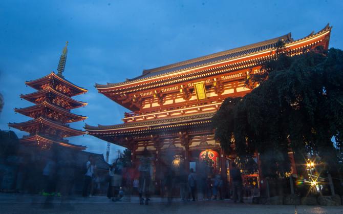 Un viaje a Japón, el país del sol naciente