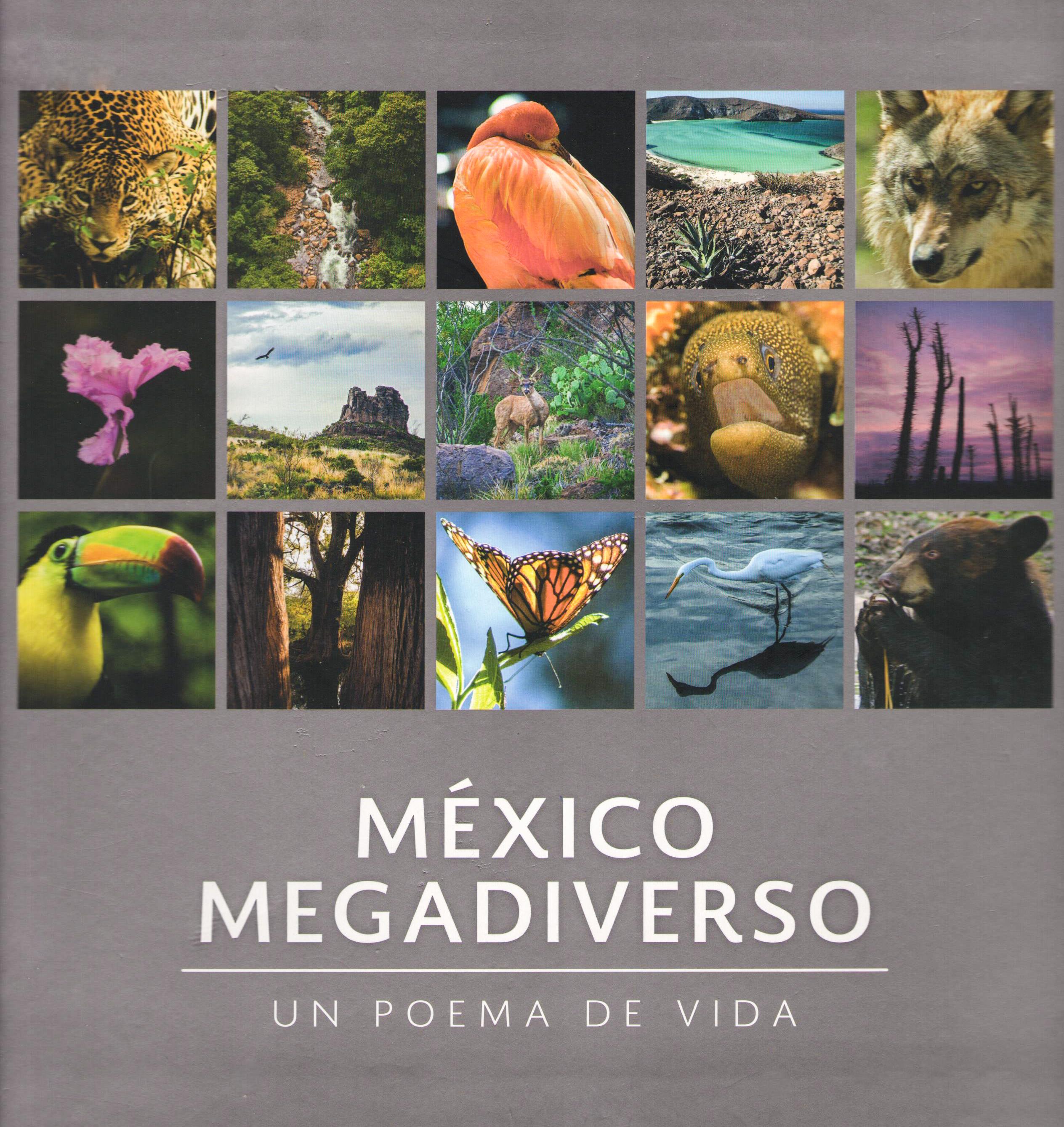 Portada Mexico Megadiverso