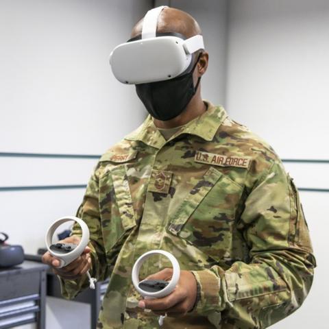 Virtual Reality Aircraft Simulators