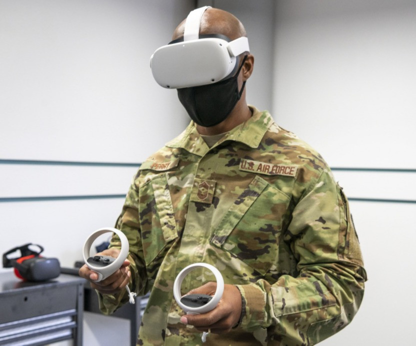 Aircraft Virtual Reality Simulators