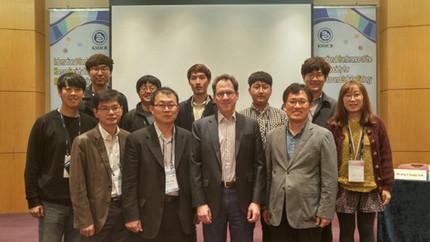 2016 International Conference of the KSMCB (10/12~10/14)