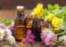 massage, aromatherapy