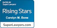 Rising Stars Carolyn M Bone Superlawyers