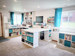 Craft Rooms & Offices