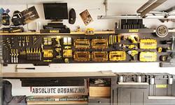 Garages & Storage Areas