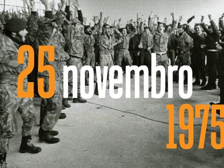 O que dizer sobre 25 de Novembro?