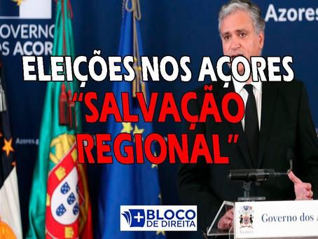 Um novo futuro aguarda os Açores!