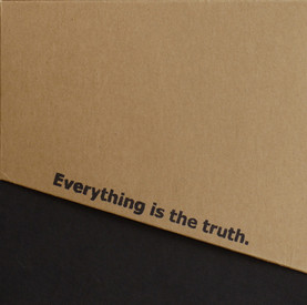 Everything is the truth.