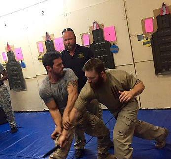 Krav Haganah Instuctor Course, self defense training, hand to hand combat.