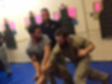 Krav Haganah counter terrorism training Instructor GI Bill Accepted