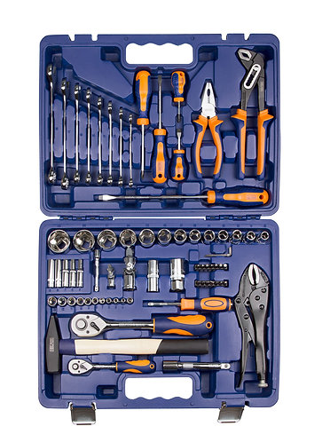 Набор инструмента, 72 предмета