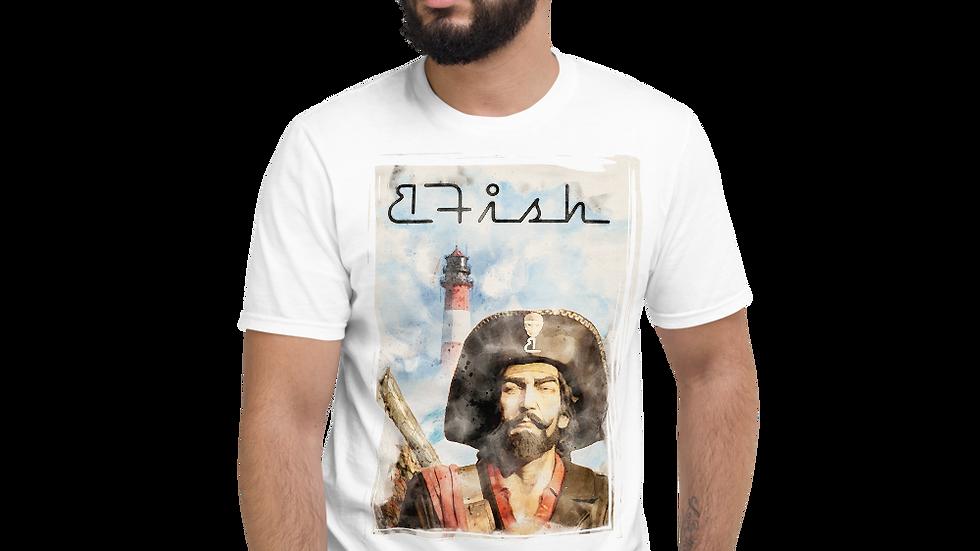 B-Fish Captain Clear Kurzarm T-Shirt