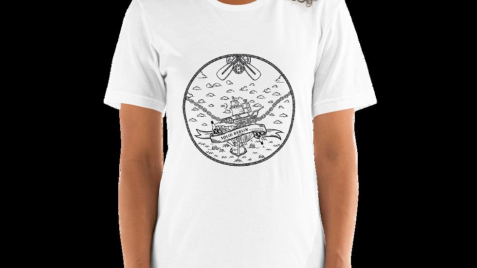 Ship on the ocean Premium T-Shirt