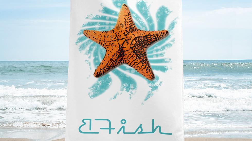"B-Fish Strandtuch ""Maritim"""