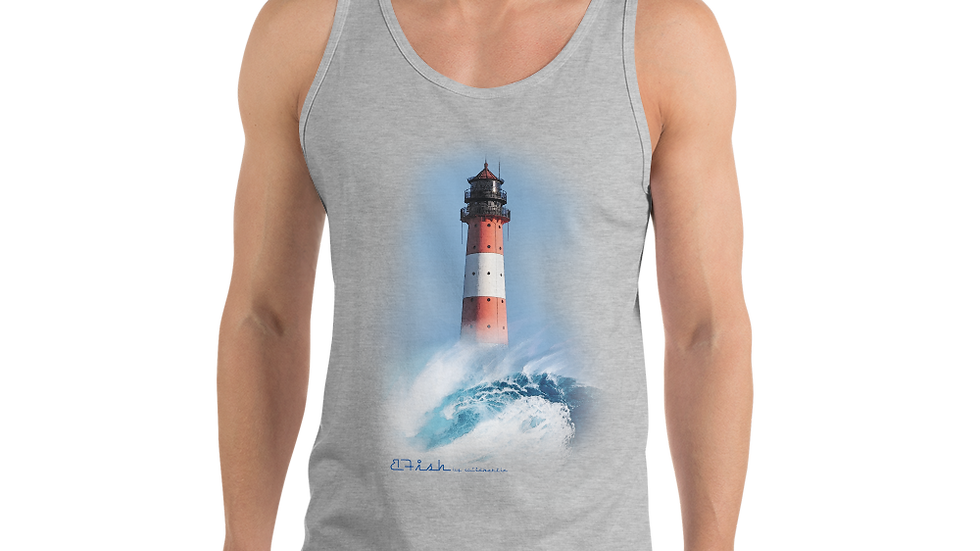 B-Fish Seastar Unisex Tank Top