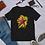Thumbnail: B-Fish Starfish Kurzärmeliges Unisex-T-Shirt