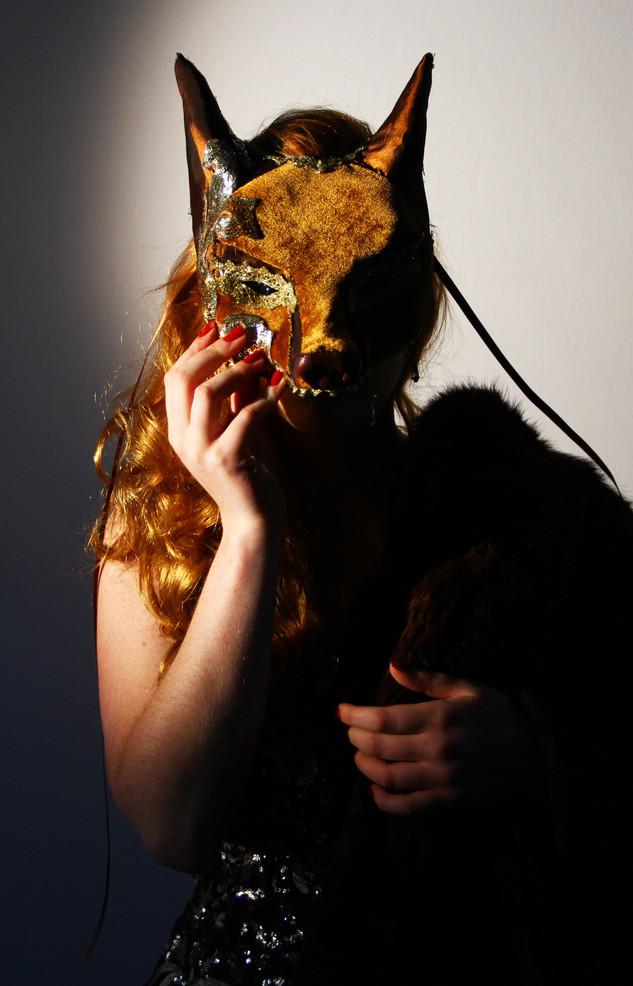 Volpone Mask