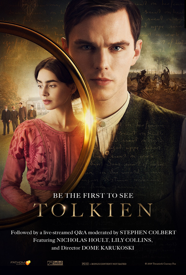 Tolkien 2019- Junior Propmaker