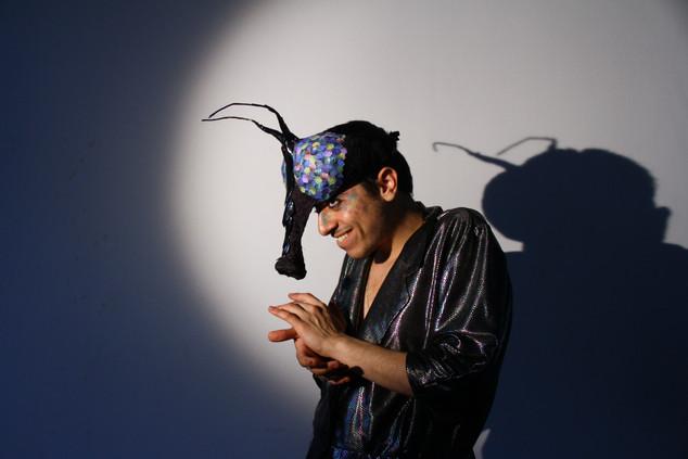 Mosca Mask
