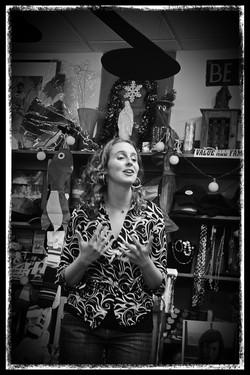 Featured Performer: Bookwoman