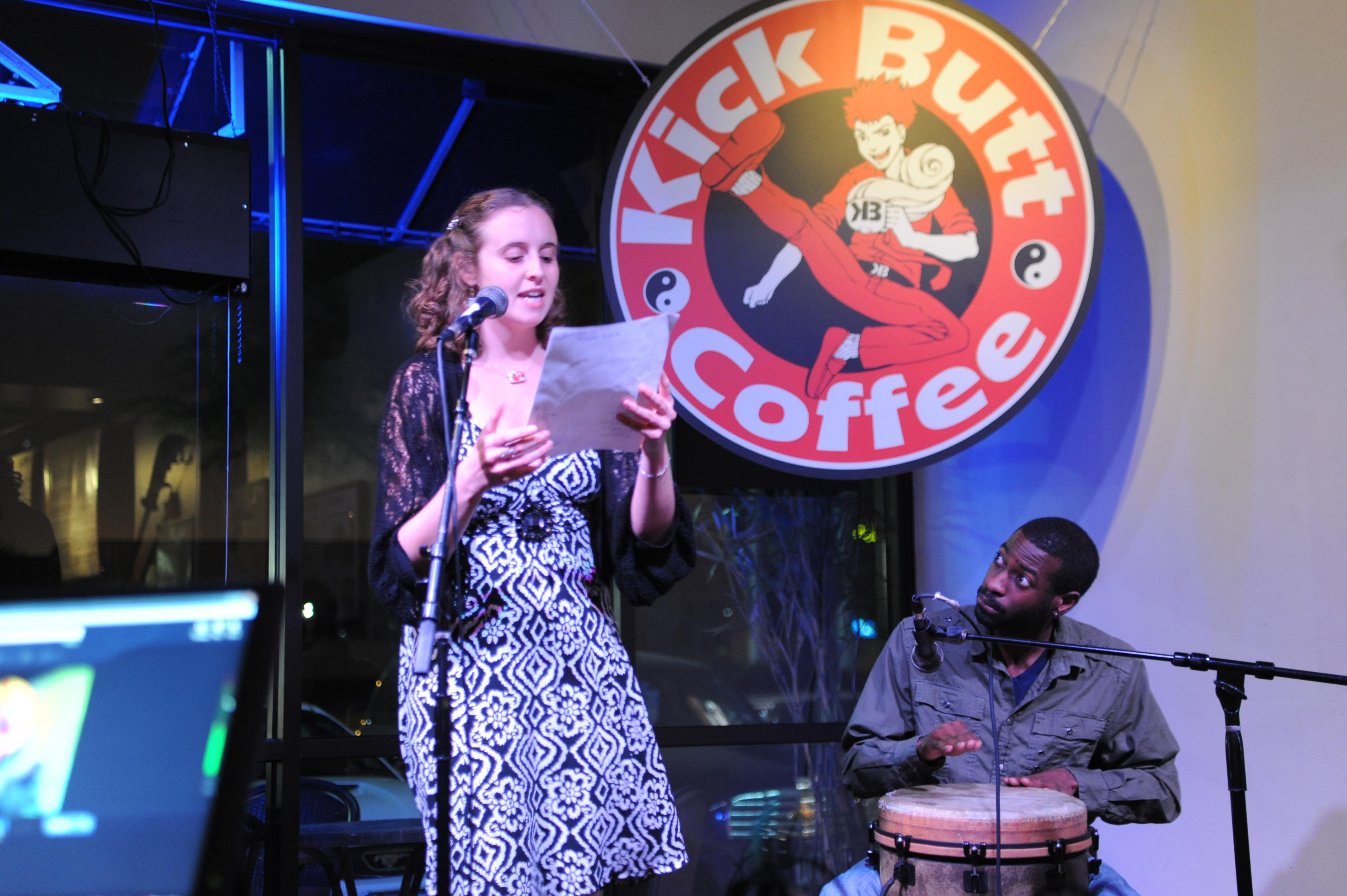 Featured Performer: Kickbutt Coffee