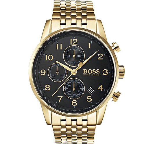 Relógio Hugo Boss Navigator Gold 1513531
