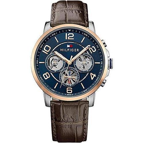 Relógio Tommy Hilfiger Couro - 1791290