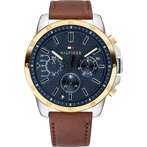Relógio Tommy Hilfiger DECKER BICOLOR 1791561