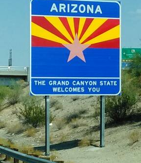 A Glimpse Into The Great State of Arizona