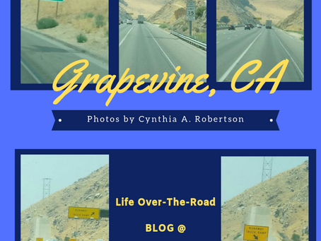 Let's Ride The Grapevine!