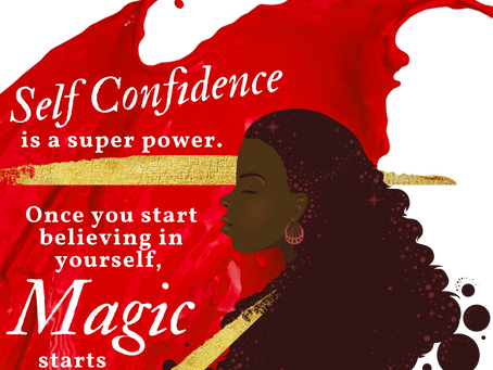 MY SUPER POWER: A DAILY JOURNAL TO SELF-CONFIDENCE