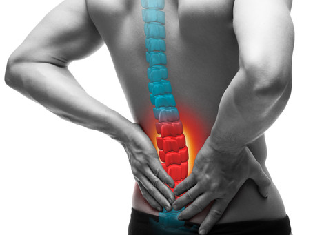 """""""There is no such thing as """"non-specific back pain."""" Dr. Stuart McGill"""