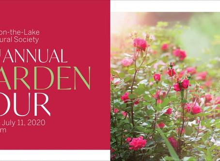 2020 - NOTL Horticultural Society 29th Annual Garden Tour