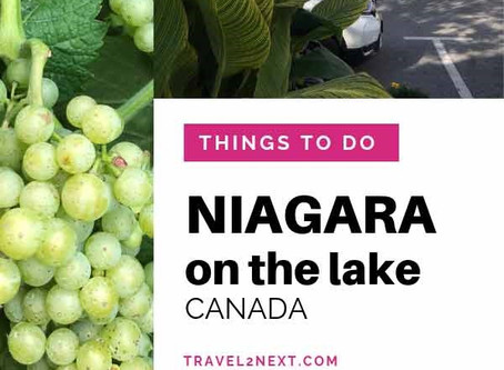 20 Things To Do in Niagara-on-the-Lake