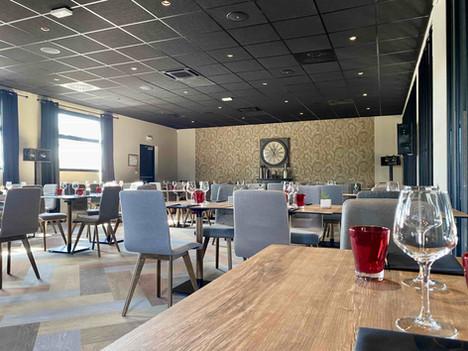 salle restaurant la rotisserie