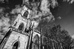 Bombed Out Church - Liverpool