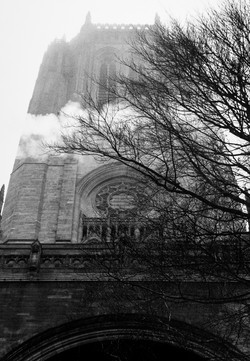 Liverpool Cathedral Mists