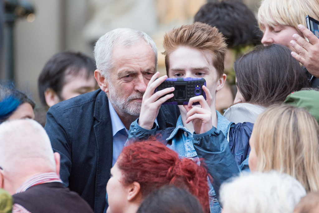Jeremy Corbyn - Liverpool