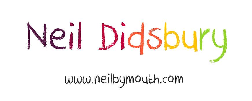 Neil Didsbury - Award winning British Voiceover Artist - www.neilbymouth.com