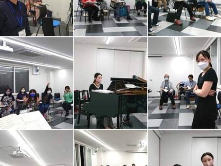 5月22日 神戸練習内容